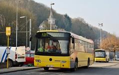 503135 43/1 (brossel 8260) Tags: belgique bus prives namur lecinacien