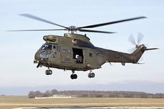 XW210_WestlandPumaMk1_RoyalAirForce_SPTA (Tony Osborne - Rotorfocus) Tags: westland aerospatiale puma royal air force joint helicopter command jhc raf 2012 salisbury plain training area spta exercise pashtun jaguar
