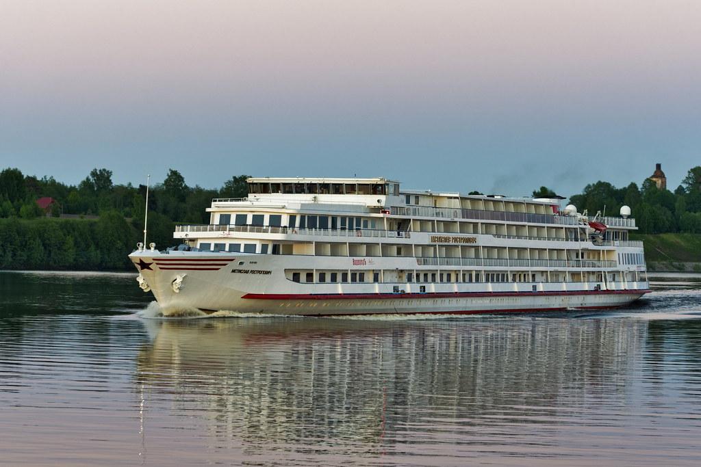 фото: Volga River 228