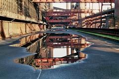 Zeche Zollverein Essen (Admanthar) Tags: essen zeche zechezollverein nikon nikonnikkormatel kodakektar analog analoguelove analoguephotography