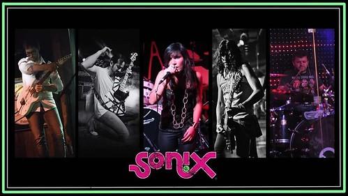 @sonix_band #rock #powerpop #indie #alternative 🎥#elettritv💻📲  [Patrizia 🎤 Voce] ★ [KRL 🎸 Chitarra] ★ [Daniele – Chitarra] ★ [FF King – Basso] ★ [Chispa – Batteria] ★ #Sonix #canalemusicale  #webtvmusicaorig