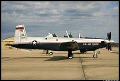 98-3031_84th FTS (Scramble4_Imaging) Tags: raytheon t6 t6a texan aetc usaf usairforce unitedstatesairforce trainer pilot aviation airplane aircraft military laughlin