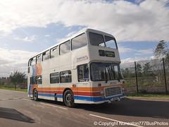 JOU160P Ex Stagecoach Hampshire (Nuneaton777 Bus Photos) Tags: busesfestival2019 stagecoachhampshire jou160p gaydon