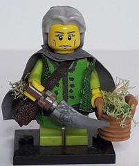Herbalist (krisdecatte) Tags: lego custom medieval minifigurines healthcare