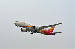 787-8 B-2722 Hainan airlines (renebartels) Tags: boeing787 hainanairlines
