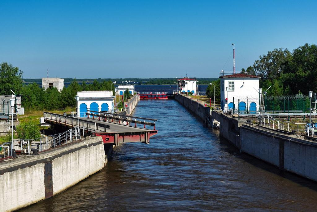 фото: White Sea–Baltic Canal 34