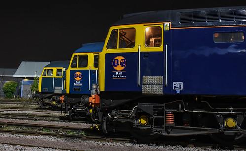 Rail Services Class 47s