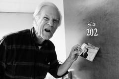 It's a wrap {5/52} (therealjoeo) Tags: austin texas film documentary rondoandbob rondohatton robertaburns movie office editing week52020 wed29january2020 52weeksthe2020edition week5theme