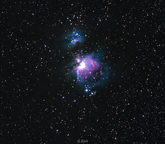 orion_1.2.2020_edit-2 (George Zois) Tags: orion nebula astrophotography deepspace nikon d3300 dx skywatcher samyang135mm samyang