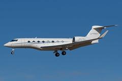 N277BJ Gulfstream G650ER 6387 KPTK (CanAmJetz) Tags: n277bj gulfstream g650er 6387 kptk ptk bizjet aircraft airplane nikon