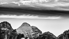 In a Distance... (Ody on the mount) Tags: alpen anlässe berge blackwhite dolomiten em5ii fototour gipfel gipfelkreuz himmel mzuiko40150 omd olympus panorama südtirol tofana urlaub wolken alps art bw blackandwhite clouds dolomites miraclesofcreation monochrome mountains peaks sw schwarzweis sky abtei bozen italien