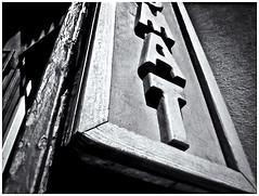 Fotografía Estenopeica (Pinhole Photography) (Black and White Fine Art) Tags: fotografiaestenopeica pinholephotography lenslesscamera camarasinlente lenlessphotography fotografiasinlente pinhole estenopo estenopeica stenopeika sténopé fomapanclassic100 kodakd76 niksilverefexpro2 lightroom3 sanjuan oldsanjuan juan puertorico viejosanjuan