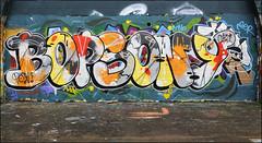 Bops / Sony (Alex Ellison) Tags: bops sony 29 southlondon urban graffiti graff boobs halloffame hof