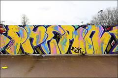 Phern (Alex Ellison) Tags: phern h2r southlondon urban graffiti graff boobs halloffame hof