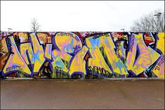 Wend (Alex Ellison) Tags: wendy h2r southlondon urban graffiti graff boobs halloffame hof