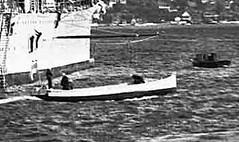 Anglų lietuvių žodynas. Žodis torpedo-net reiškia n priešmininis tinklas, užtvara lietuviškai.