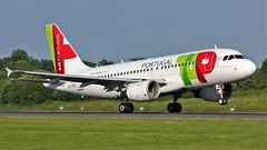 CS-TTU (AnDyMHoLdEn) Tags: tap airportugal a319 staralliance egcc airport manchester manchesterairport 23l