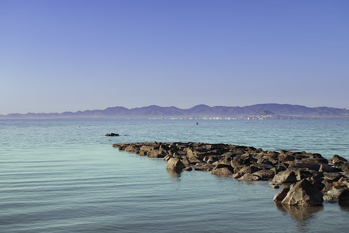 Mar Menor, Los Alcazares, Murcia, Spain.