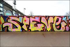 Steve (Alex Ellison) Tags: steve southlondon urban graffiti graff boobs halloffame hof