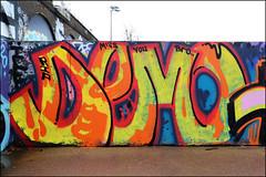 RIP Demo (Alex Ellison) Tags: ripdemo southlondon urban graffiti graff boobs halloffame hof
