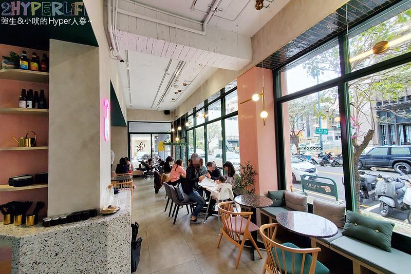 AULON Concept 澳倫概念,台中早午餐,台中美食,台中西屯早午餐,台中西屯美食,早午餐,澳倫概念,網美早午餐 @強生與小吠的Hyper人蔘~
