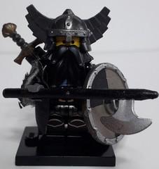 MAGNUS (krisdecatte) Tags: lego medieval minifigurines custom viking