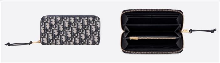 精品輕奢長夾推薦 Dior