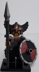 OLEG (krisdecatte) Tags: lego medieval minifigurines custom viking