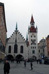 Altes Rathaus (California Will) Tags: neues rathaus altes munich germany deutschland