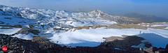Arlas Peak (YellowSingle 单黄) Tags: arlas peak mountain range pyrénées atlantiques chaine béarn pays basque pierre saint martin ski backcountry summit shadow leica snow