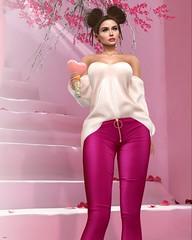 ♥ (♛Lolita♔Model-Blogger) Tags: lolitaparagorn kaithleens junkfood vanityhair blog blogger blogs beauty bodymesh bento bom