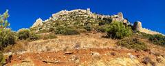 Saint Hilarion Castle (werner boehm *) Tags: wernerboehm cyprus pano landscape architecture