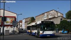 Heuliez Bus GX 317 – CAP Pays Cathare (Transdev) n°73008 / Tisséo n°7314 (Semvatac) Tags: bus cap pays cathare gx 317 2017 heuliez 5474 transdev saint louis métro toulouse rue 130 république haute cyprien relais 7314 tisséo 73008 vestrepain garonne am402jk france 31 occitanie fr
