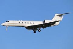 USAF 01-0029 BFS 03/02/20 (ethana23) Tags: planes planespotting private aviation avgeek aircraft aeroplane airplane bizjet usaf usairforce gulfstream c37 c37a gv