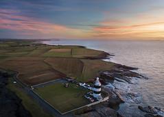 Vivid Skies, Hook Lighthouse, Wexford (Sean Hartwell Photography) Tags: hook lighthouse irishlights wexford southcoast southeast ireland dawn sunrise coast