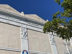 Masonic Hall Little Havana 1926 (Phillip Pessar) Tags: little miami havana building architecture temple mason masonic egyptian revival church 1926