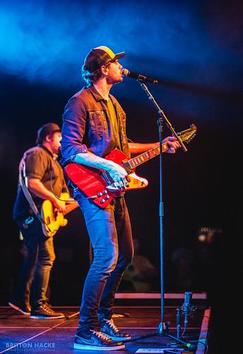 Matt Stell, Chris Bandi & Ray Fulcher - 1.31.20 - Hard Rock Hotel & Casino Sioux City