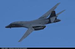 United States Air Force (USAF) B-1B  99-280G (Sandsman83) Tags: nellis air force red flag military aircraft airplane plane rockwell b1b lancer usaf unitedstatesairforce bank flex b1 bomber 99280g ellsworth