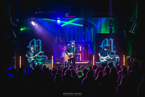 Matt Stell, Chris Bandi & Ray Fulcher - 1.31.20 - Hard Rock Hotel & Casino Sioux City