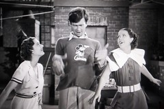 Mickey Mouse Shirt wearing Buddy Ebsen 5145 (Brechtbug) Tags: vilma ebsen buddy cartoon shirt eleanor powell musical scene from broadway melody 1936 mickey mouse disney character designed by artist ub iwerks screen grab screengrab