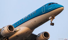 Embraer E190STD KLM PH-EXA (Florian Roussel) Tags: embraer e190std klm phexa e190 erj190
