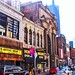 Pittsburgh Pennsylvania - Historic Liberty - Penn District - Old Royal Theatre - 300 Block Forbes  Avenue