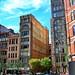 Pittsburgh Pennsylvania - Historic Liberty - Penn District - Ewart Building
