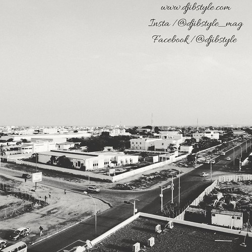 The View from the top!! . . . #travelphotography #Djibouti #moulkcenter #Africa #Djibstyle_mag #Ballade #routedelaeroport #Eastafrica #high