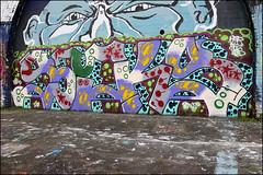 (Alex Ellison) Tags: halloffame hof southlondon urban graffiti graff boobs