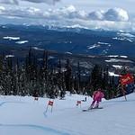 SilverStar Okanagan Speed Camp 2020 - U14 Tylee Carr PHOTO CREDIT: Gordie Carr