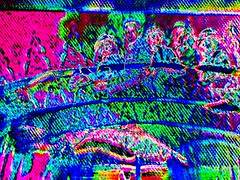 voyaging iii (fibreman) Tags: flight travel plane passengers psychedelic digital abstract art psychedelia techno technicolor technicolour colour colourful color colorful blue pink purple green multicolor weird strange unique lofi texture litho lithographic effect manipulation popart vivid lucid dream nightmare vision recycled fuzzy distorted distortion fuzz 3d damaged dark acid lsd layers layered manchester uk experimental eroded decay dystopia retrofuturism lysergic autistic photograph nausea cosmic composite awardtree netartii