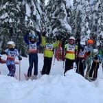 SilverStar Okanagan Speed Camp 2020 - U12 athletes PHOTO CREDIT: Murray Smith