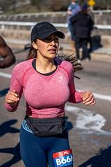 2020 Houston Marathon (burnt dirt) Tags: houston texas marathon half chevron athlete runner fujifilm xt3 50mm f2 fujinon candid street photography documentary downtown people person outdoor competition race sport