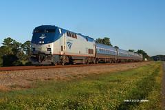181012_01_AMTK160_91sev (AgentADQ) Tags: amtrak passenger train trains central florida railroad shorty star silver amtk 160